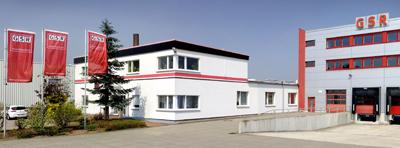 Ventile Made in Germany | GSR Ventiltechnik